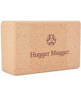 Hugger Mugger 3.5 Cork Yoga Block