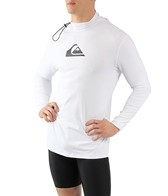 Quiksilver Men's Shaded Hoodie L/S Surf Shirt