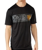 Quiksilver Men's Eddie Band S/S Surf Shirt