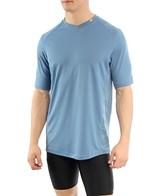 Quiksilver Men's 1000 Peaks S/S Surf Shirt