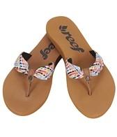 Reef Girls' Mallory Scrunch Sandal