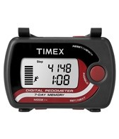 Timex Slim Pocket Pedometer with Clip