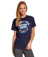 Fitter & Faster Swim Tour Promo Tee
