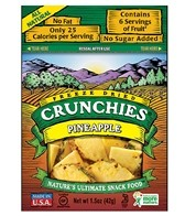 Crunchies Pineapple Freeze-Dried Snacks
