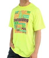 Image Sport Swimming Words T-Shirt