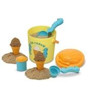 Melissa & Doug Speck Seahorse Sand Ice Cream Set