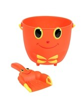Melissa & Doug Clicker Crab Pail And Scoop