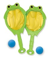 Melissa & Doug Froggy Toss & Catch