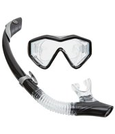 U.S. Divers Standard Anacapa Island Dry Snorkel Set
