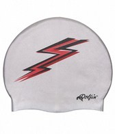Dolfin Silicone Red Lightning Bolt Cap