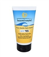 Beyond Coastal Daily Active SPF 15 Sunscreen (4 oz)