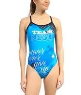 Hardcore Swim NEGU Womens Xback Swimsuit