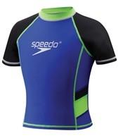 Speedo Kids' UV Sun Shirt (2T-6X)