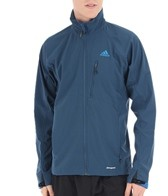 Adidas Men's Hiking/Trekking Soft Shell Running Jacket