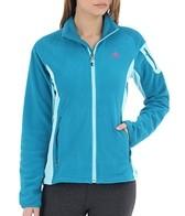 Adidas Women's Hiking/Trekking Fleece Running Jacket
