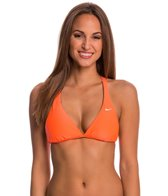 Nike Swim Women's Solids Reversible Crossback Bra Top