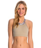 DeSoto Women's Carrera Bra Top with 2 Pockets