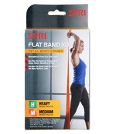 SPRI Flat Band Yoga Kit
