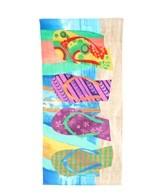 Kaufman Sales Flip-Flops Towel 30 x 60