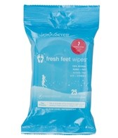 Jasmine Seven Fresh Feet Wipes - 25 Wipes