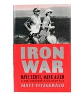 Iron War by Matt Fitzgerald with Bob Babbitt