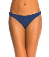 Turbo Dual Layer Knotty Capri Bikini Bottom