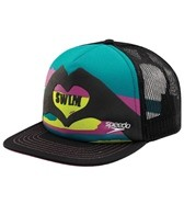 Speedo Women's I Heart Swim Trucker Hat