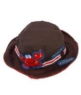 Stephen Joseph Kids' Crab Bucket Hat