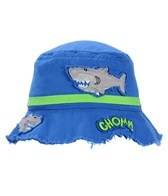 Stephen Joseph Kids' Shark Bucket Hat