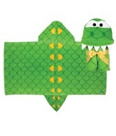 Stephen Joseph Kids' Alligator Hooded Towel