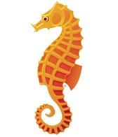 H2O-Toos Swim Tattoos Sea Horse Female
