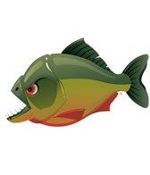 H2O-Toos Swim Tattoos Piranha