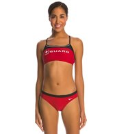 Nike Swim Lifeguard Sport Top 2pc