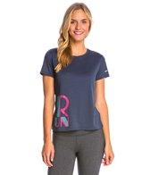 Brooks Women's EZ T II 'Run' Short Sleeve Top