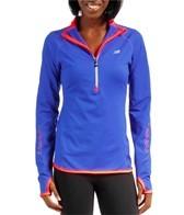 New Balance Women's Impact Thermal Running 1/2 Zip
