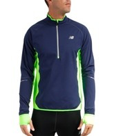 New Balance Men's Windblocker Running 1/2 Zip