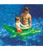 Swimline CrocAttack Ride-On Squirter