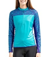 Canari Women's Chaser LS Cycling Jersey