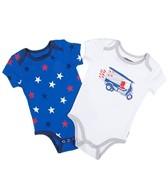 Quiksilver Infants Board Cycle S/S Onesie (0-12 Months)