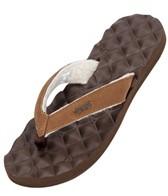 Reef Women's Dreams Fur Sandals