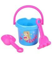 Stephen Joseph Mermaid Sand Bucket Set