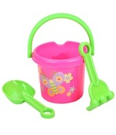 Stephen Joseph Butterfly Sand Bucket Set