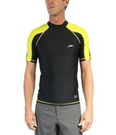 Speedo Men's S/S Rashguard