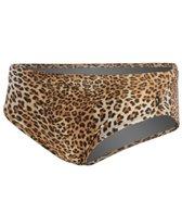 Illusions Activewear Trey Cheetah Brief