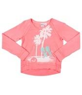 Roxy Girls' Flicker Pullover Hoodie (7-16)