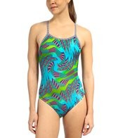 Dolfin Uglies Gizmo V-2 Back One Piece Swimsuit