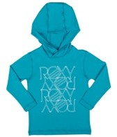 Roxy Toddler Sun Kissed L/S Hooded Surf Shirt
