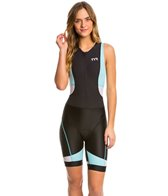 TYR Women's Competitor Trisuit w/Front Zipper