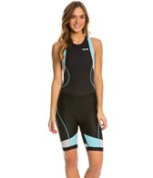 TYR Women's Competitor Trisuit w/Back Zipper