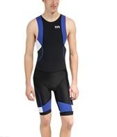 TYR Men's Competitor Trisuit w/Back Zipper